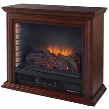 Mobile Electric Fireplace