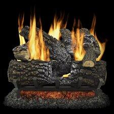 Arlington Ash Vented Gas Log Set