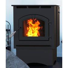1750 Square Foot Pellet Burning Stove