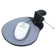 Under Desk Swivel Ergonomic Mouse Platform