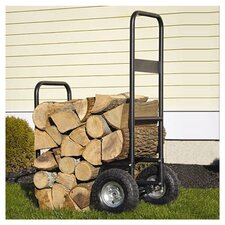 Haul It Wood Mover Hand Truck