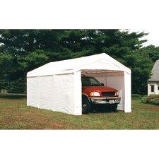 Super Max 10 Ft. W x 20 Ft. D Vehicle Ports