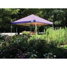 10 Ft. W x 10 Ft. D Straight Leg Pop-up Canopy