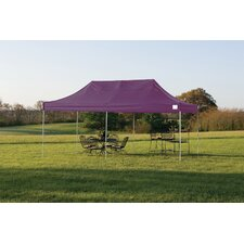 10 Ft. W x 20 Ft. D Straight Leg Pop-up Canopy