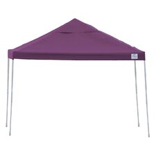 12 Ft. W x 12 Ft. D Straight Leg Pop-up Canopy