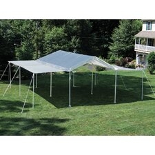 Extension 10 Ft. W x 20 Ft. D Canopy Kit