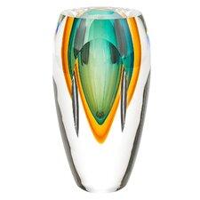 "Astra Art 6.5"" Glass Vase"