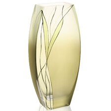 "Evergreen 12.5"" European Design Vase"