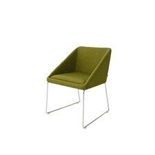 Dressy Oslo Fabric Arm Chair