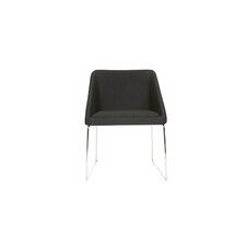 Dressy Wool Arm Chair
