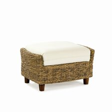 Tangiers Ottoman with Cushion