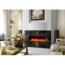 "44"" Built-in LED Electric Fireplace"