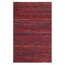 Arushi Red Area Rug
