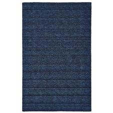 Luna Dark Blue Rug
