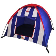 Striped Dome Play Tent