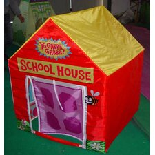 Nickelodeon Yo Gabba Gabba School House Play Tent