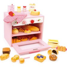 Play Oven Set