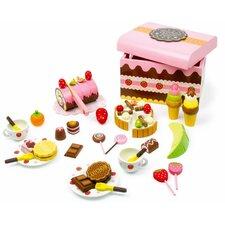 Spielzeug-Süßigkeitenkiste
