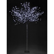Snowtime 400 LED Light Blossom Tree