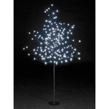 Snowtime 200 LED Light Blossom Tree