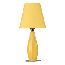 """Aiden 13.5"""" H Table Lamp with Empire Shade"""