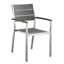 Avery Stacking Dining Arm Chair (Set of 2)