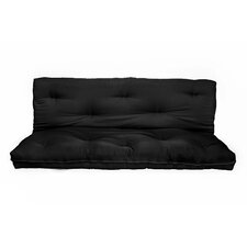 "6"" Replacement Full Size Futon Mattress"