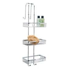 Nero Metal Hanging Shower Caddy