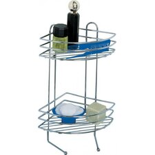 Corner Metal Wall Mounted Shower Caddy