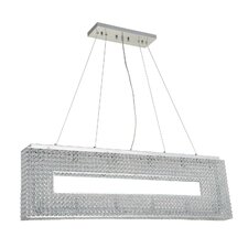 Illusion 12 Light Kitchen Island Pendant