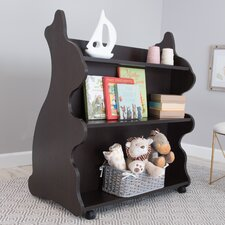 "Rabbit Mobile Double Sided 41.5"" Bookcase"
