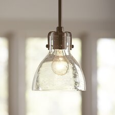 Brixton 1 Light Mini Pendant