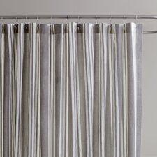 Daria Striped Shower Curtain