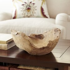 Grafton Teakwood Decorative Bowl