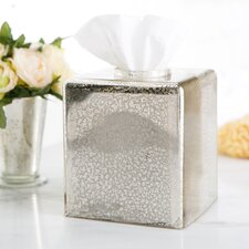 Mercury Glass Tissue Box