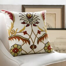 Veronica Embroidered Pillow Cover