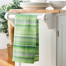 Abby Striped Kitchen Towel (Set of 2)