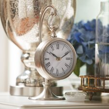 Longview Table Clock