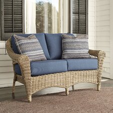 Lynwood Loveseat with Sunbrella® Cushions