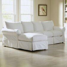 Sofa Chaise Sectional Sofas Wayfair