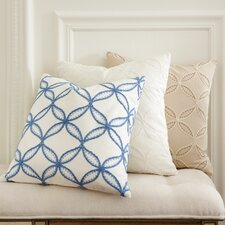 Edith Embroidered Pillow Cover