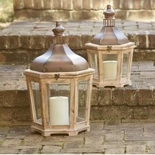 Pamona Lanterns (Set of 2)