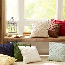 Alda Pintucked Pillow Cover