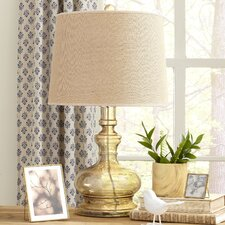 """Lewiston Glass 26.5"""" H Table Lamp"""