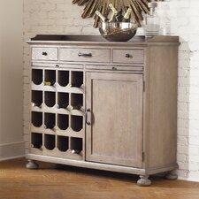 Draper 16-Bottle Wine Cabinet