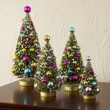 Durham Bottlebrush Trees (Set of 4)