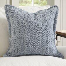 Allie Velvet Quilted Pillow Cover