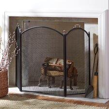 Matlock 3-Panel Fireplace Screen
