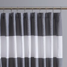 Harlow Striped Shower Curtain