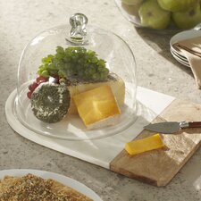 Russo Cheese Board with Dome